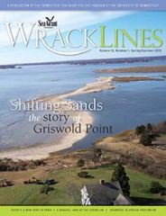 Wrack Lines 13-01 cover