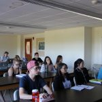 Course focuses on helping communities with climate change impacts