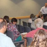 Clark University Prof. Robert Johnston describes impacts of flood hazards on home values.
