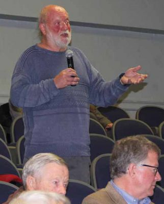 Peter Auster, emeritus research professor in the UConn Marine Sciences Department and senior research scientist at Mystic Aquarium, emphasized that the NERR designation will not add any new regulations to properties or activities within its boundaries.