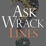"Logo for ""Ask Wrack Lines,"" interactive feature for questions about articles."