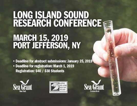 Long Island Sound Research Conference post card
