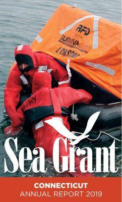 Cover of Connecticut Sea Grant 2019 Annual Report
