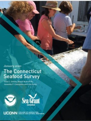 Cover of The Connecticut Seafood Survey