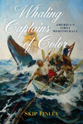 "Cover of ""Whaling Captains of Color: America's First Meritocracy"""