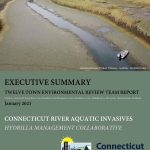 Cover of Executive Summary of 12-town Environmental Review Team Report on Connectictu River Aquatic Invasives Hydrilla Management Collaborative
