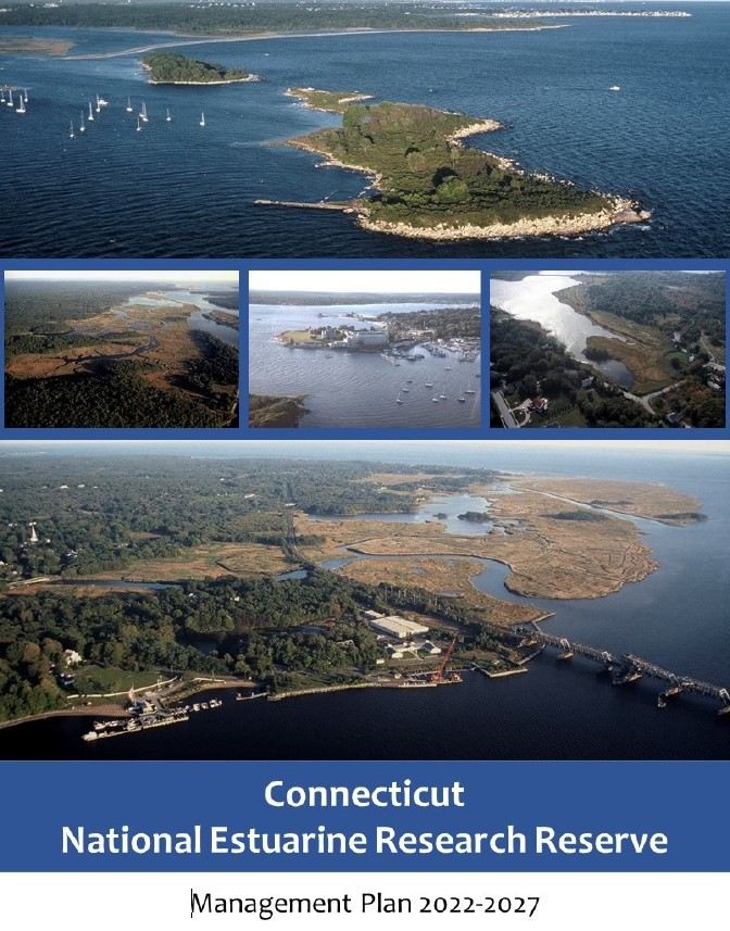 Cover of Management Plan for Proposed Connecticut National Estuarine Research Reserve